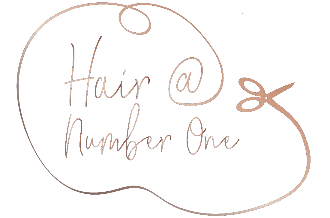 Hair @ Number One Hairdresser Islip Logo